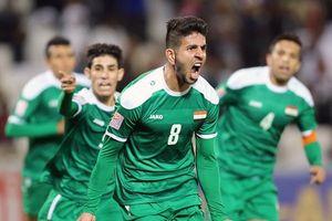 ĐTQG Iraq: Không thể coi thường sức mạnh của nhà cựu vô địch Asian Cup