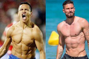 Sanchez, Firmino, Giroud tranh ngôi vương cơ bắp ở Ngoại hạng Anh