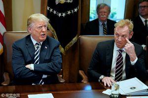 Quan hệ quân sự Mỹ - Trung sẽ căng thẳng hơn dưới thời quyền Bộ trưởng Quốc phòng Patrick Shanahan?