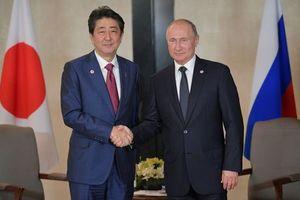 Thủ tướng Nhật mong muốn thúc đẩy hiệp ước hòa bình với Nga