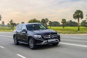 Bảng giá xe Mercedes-Benz tháng 1/2019: Thấp nhất 1,489 tỷ đồng