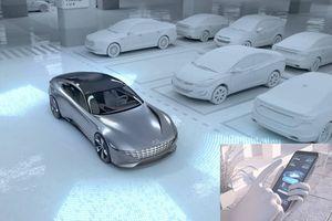 Hyundai phát triển hệ thống đỗ xe tự động, sạc không dây cho ô tô điện