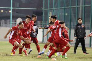 Đội tuyển Việt Nam liên tiếp đón tin vui trước thềm Asian Cup 2019