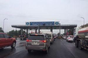 Công ty Yên Khánh vẫn thu phí tại cao tốc Cầu Giẽ-Ninh Bình?