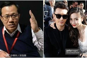 'Đệ nhất paparazzi Trung Quốc' đích thân phủ nhận việc tung tin cặp đôi Huỳnh Hiểu Minh - Angela Baby ly hôn