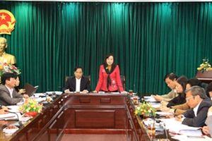Ninh Bình phát huy vai trò của Đảng đoàn trong định hướng hoạt động của Hội đồng nhân dân tỉnh: Thực tiễn và kinh nghiệm