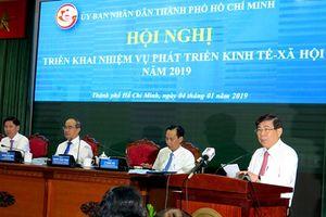 Thành phố Hồ Chí Minh: Triển khai nhiệm vụ phát triển kinh tế - xã hội năm 2019