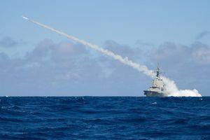 Khu trục hạm lớp Hobart-Tàu chiến lợi hại bậc nhất của Australia