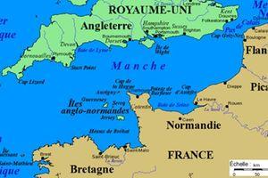 Anh triển khai tàu chiến tới Eo biển Manche để kiềm chế dòng tị nạn