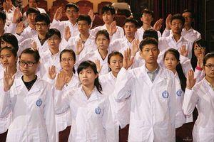 Khoa Y Dược, Đại học Quốc gia Hà Nội tuyển sinh 2019