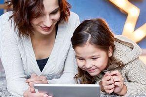 6 nguyên tắc để trẻ không 'nghiện' thiết bị điện tử