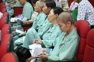 Việt Nam sử dụng trí tuệ nhân tạo để chọn phác đồ chữa ung thư
