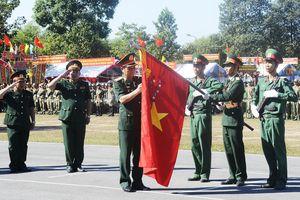 Lữ đoàn Đặc công 429 đón nhận Huân chương Bảo vệ Tổ quốc hạng Ba