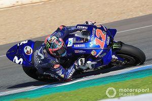 Đua xe mô tô - Marquez ngạc nhiên khi Vinales đổi số xe