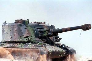 Choáng với sức mạnh khẩu pháo tự hành hàng khủng của Pháp