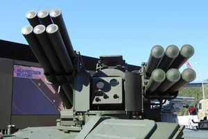 Đáng gờm hệ thống tên lửa phòng không tiên tiến Sosna của Nga