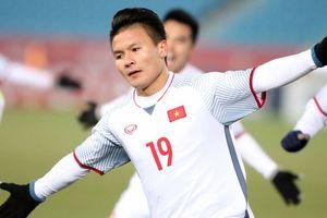 Bất ngờ trước thứ hạng của Quang Hải trong danh sách cầu thủ hay nhất châu Á 2018