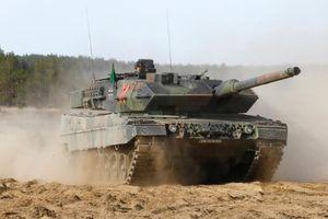 Quân đội Đức thiếu thiết bị, vũ khí tác chiến đến mức nào?
