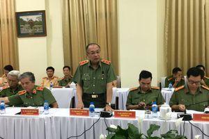 Trung tướng Lê Đông Phong: 'Kiên quyết không để hình thành các băng nhóm tội phạm'