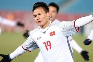 Quang Hải lọt Top 15, Son Heung Min xuất sắc nhất châu Á