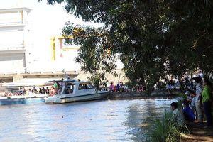 Tìm thấy 3 thi thể trong vụ chìm sà lan trên sông Tiền
