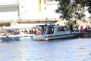 Tìm thấy thi thể 3 nạn nhân trong vụ chìm sà lan trên sông Tiền