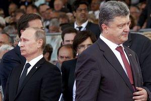 Ukraine công bố luật chấm dứt Hiệp ước Hữu nghị, chính thức 'dứt tình' với Nga