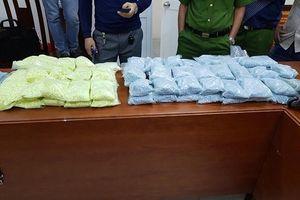 Triệt phá đường dây vận chuyển, buôn bán 'cái chết trắng' ở Bắc Giang