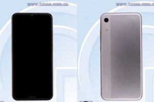 Honor 8A đã nhận chứng chỉ Wifi và TENAA, ra mắt ngày 8/1