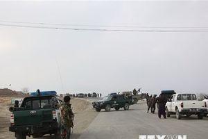 Afghanistan: Phiến quân tấn công chốt kiểm soát, 15 cảnh sát tử vong