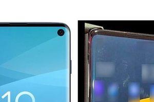 Hình ảnh thực tế đầu tiên của Samsung Galaxy S10 lộ diện