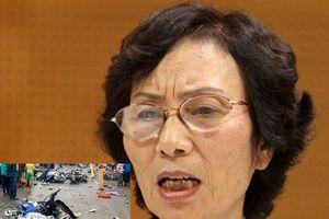 Từ tai nạn thảm khốc ở Long An: PGS.TS Bùi Thị An ủng hộ lộ trình hạn chế xe máy