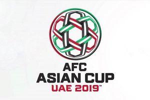 Lịch thi đấu bóng đá nam Asian Cup 2019 ngày 6/1/2019 chi tiết nhất