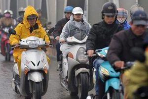 Dự báo thời tiết 6/1: Hà Nội có mưa nhỏ, nhiệt độ thấp nhất 15 độ