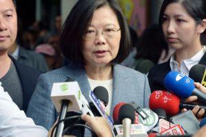 Đài Loan nhờ quốc tế giúp đỡ trước cảnh báo từ Trung Quốc