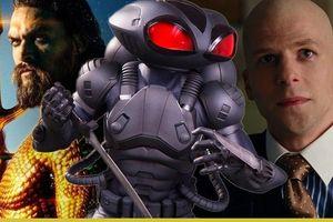 Geoff Johns - cha đẻ của Aquaman rất mong đợi sự xuất hiện của Black Manta!