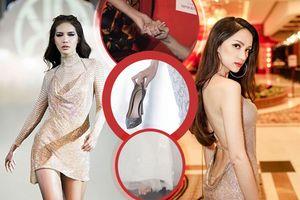 Hoa hậu Hương Giang và những khoảnh khắc 'tình bể bình' khi ở cạnh Siêu mẫu Minh Tú