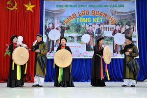 Bắc Giang: Trung tâm VHQHTT tổng kết 5 hoạt động, triển khai công tác năm 2019