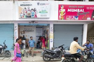 Amazon 'lột xác' để chinh phục thị trường nông thôn Ấn Độ
