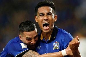 Tuyển Thái Lan được đánh giá cao trước trận ra quân Asian Cup