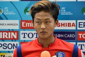 Cầu thủ lò La Masia bất ngờ được dự Asian Cup cùng tuyển Hàn Quốc