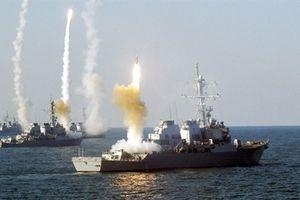 Mỹ rút quân nhưng sẵn sàng trút mưa tên lửa vào Damascus