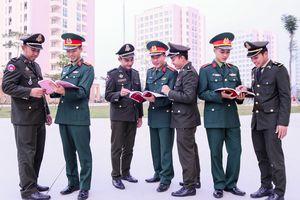 Góp phần đào tạo cán bộ cho Quân đội Hoàng gia Campuchia