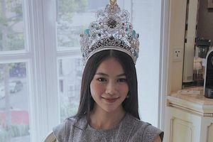 Scandal nối tiếp scandal, Phương Khánh khiến vương miện hoa hậu bị hoen mờ?