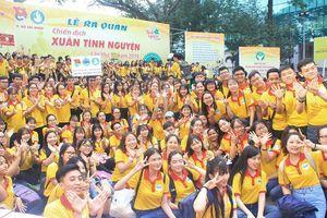 Tuổi trẻ TPHCM ra quân Xuân tình nguyện 2019
