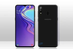 Samsung Galaxy M20 sẽ có màn hình dạng giọt nước?