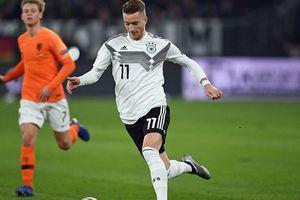 Marco Reus nhận giải thưởng Cầu thủ Đức xuất sắc nhất năm 2018