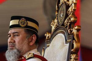 Quốc vương Malaysia Muhammad V thoái vị sau 2 năm nắm quyền