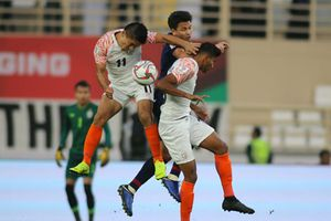 Thái Lan thảm bại trước Ấn Độ tại vòng chung kết Asian Cup 2019