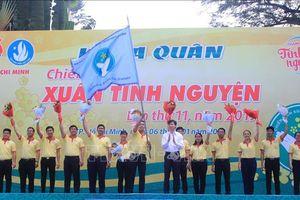 Hơn 30.000 đoàn viên, thanh niên tham gia Chiến dịch Xuân tình nguyện